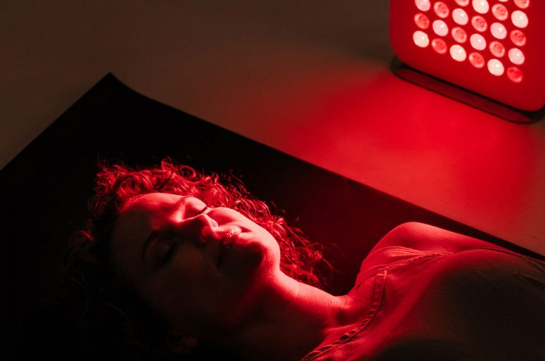 Red Light For Pain Management